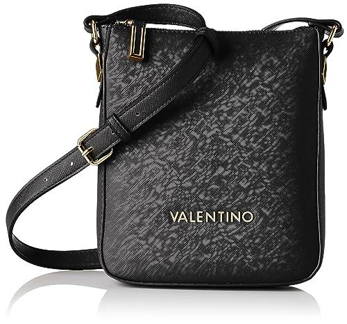 Mario Valentino Damen Lily Schultertasche, 4x21x19 cm