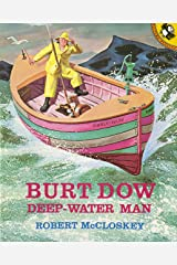 Burt Dow, Deep-Water Man (Picture Puffins) Paperback