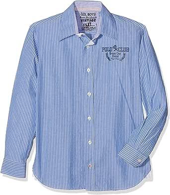 GOL Hemd, Regularfit Camisa para Niños