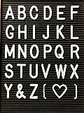 2 Inch Letters - Letter Board