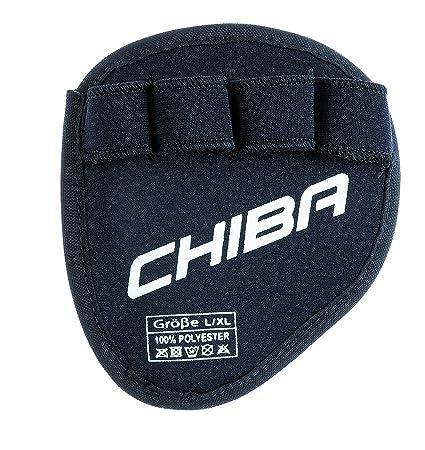 Chiba Handschuhe Grippad - Guantes para fitness, color negro ...