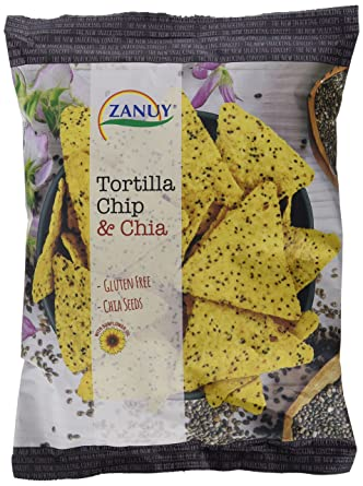 Zanuy Tortilla Chip Chia