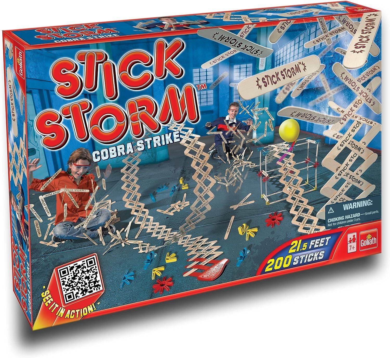 Stick Storm Cobra Strike Game: Amazon.es: Juguetes y juegos