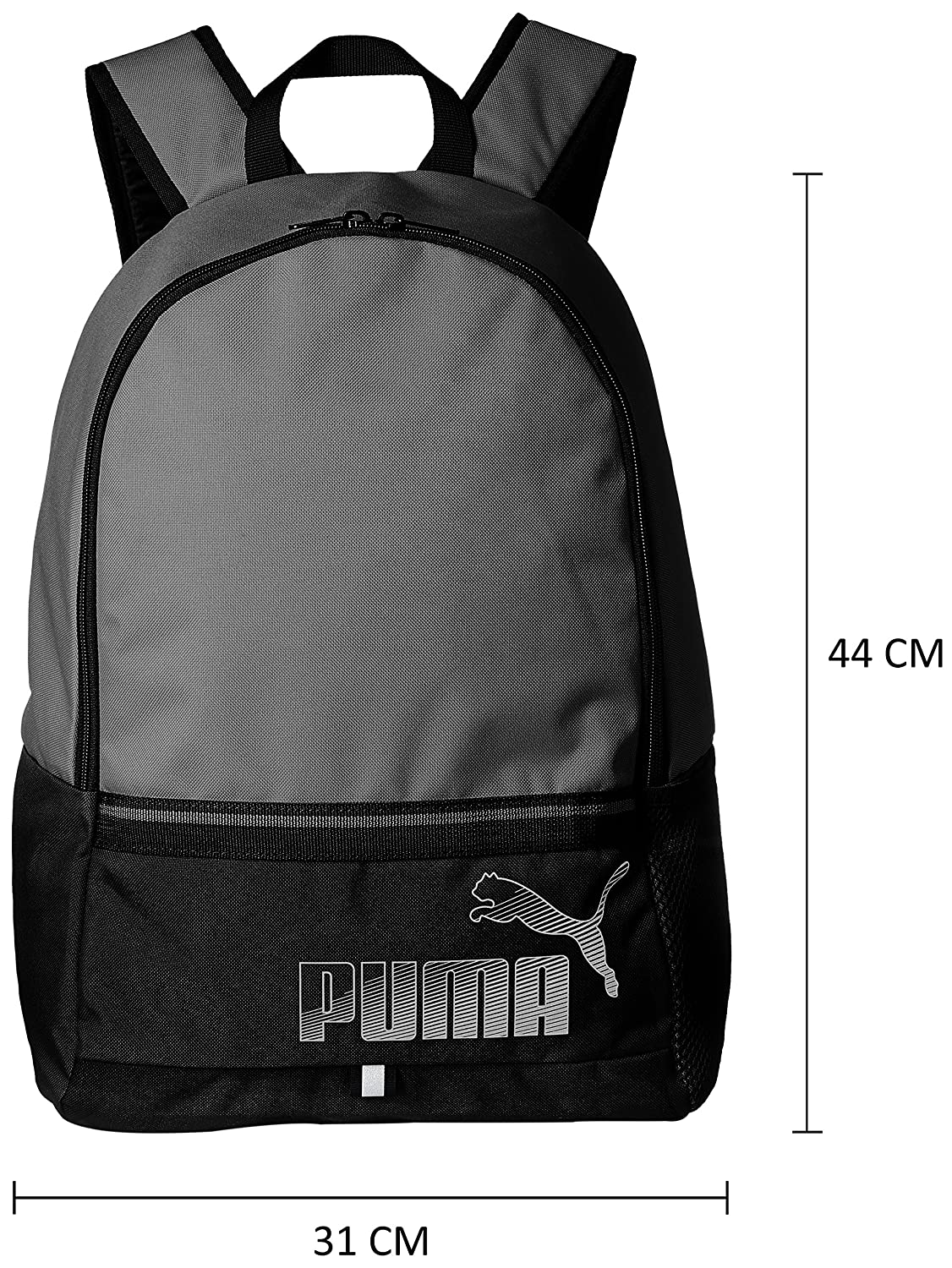 7bcd83863d65 Phase Backpack Ii 23 Ltrs Black Casual Backpack (7441301)  Amazon.in  Bags