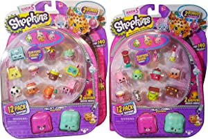 Shopkins Season 5 - 12 Pack (2 Packs)