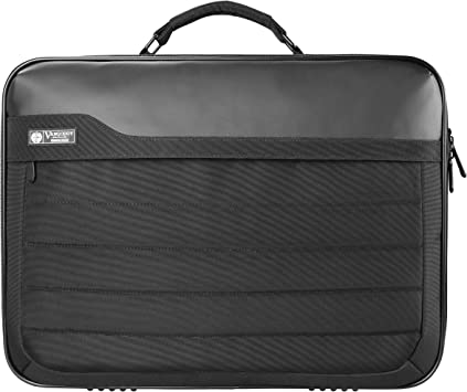 Headphone Water Resisatant Mens Briefcase Shoulder Satchel Computer Bag for Dell Inspiron 17 5000 Wireless Mouse 16 to 17.3 inch