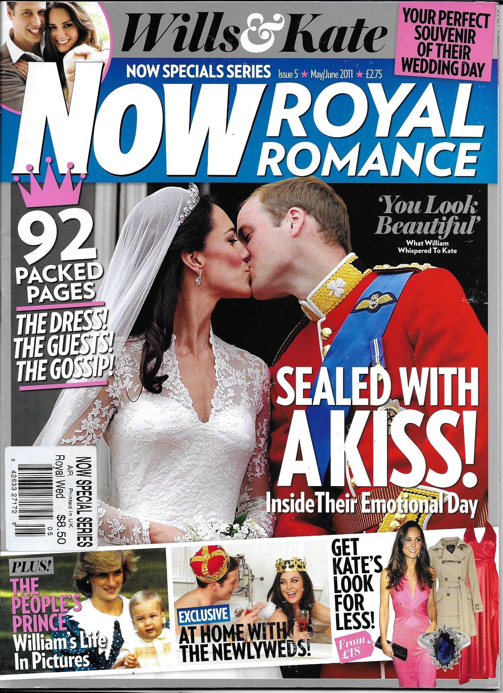 Download Now magazine May June 2011 Kate Middleton wedding pdf