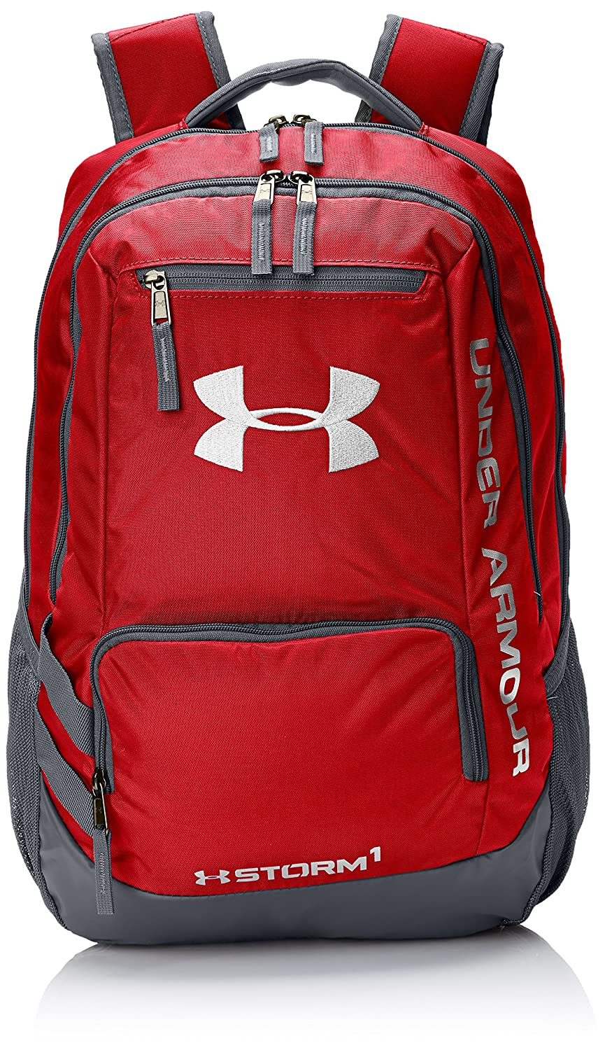 Under Armour Unisex s UA Hustle II Traditional Backpack 85b4a5ef1dfde