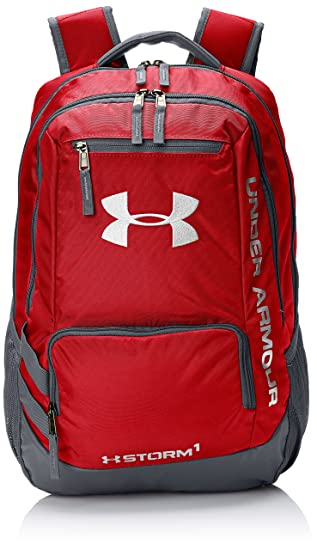 5260c1161b ... pretty nice cee1d 4d5c0 Under Armour Unisexs UA Hustle II Traditional  Backpack