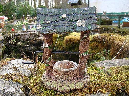 Jardín de hadas en miniatura de la colección Miniature Garden (MG160): Amazon.es: Jardín