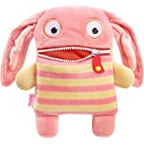 Haywire Group Worry Eaters Pomm Plush Interactive Toy, Small