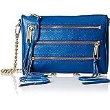 Rebecca Minkoff Mini Five-Zip Cross-Body Bag