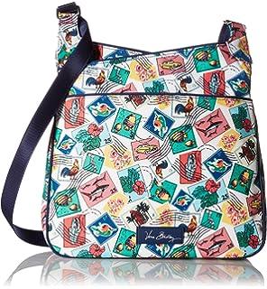 Amazon.com  Vera Bradley Petite Crossbody Bag (Paisley in paradise ... 9094a16578b95