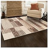 Superior Designer Rockwood Area Rug, 6' x 9', Slate