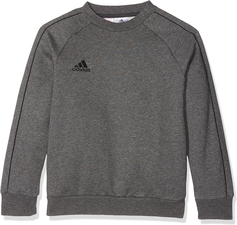 adidas CORE18 Y Sweatshirt, Unisex Niños