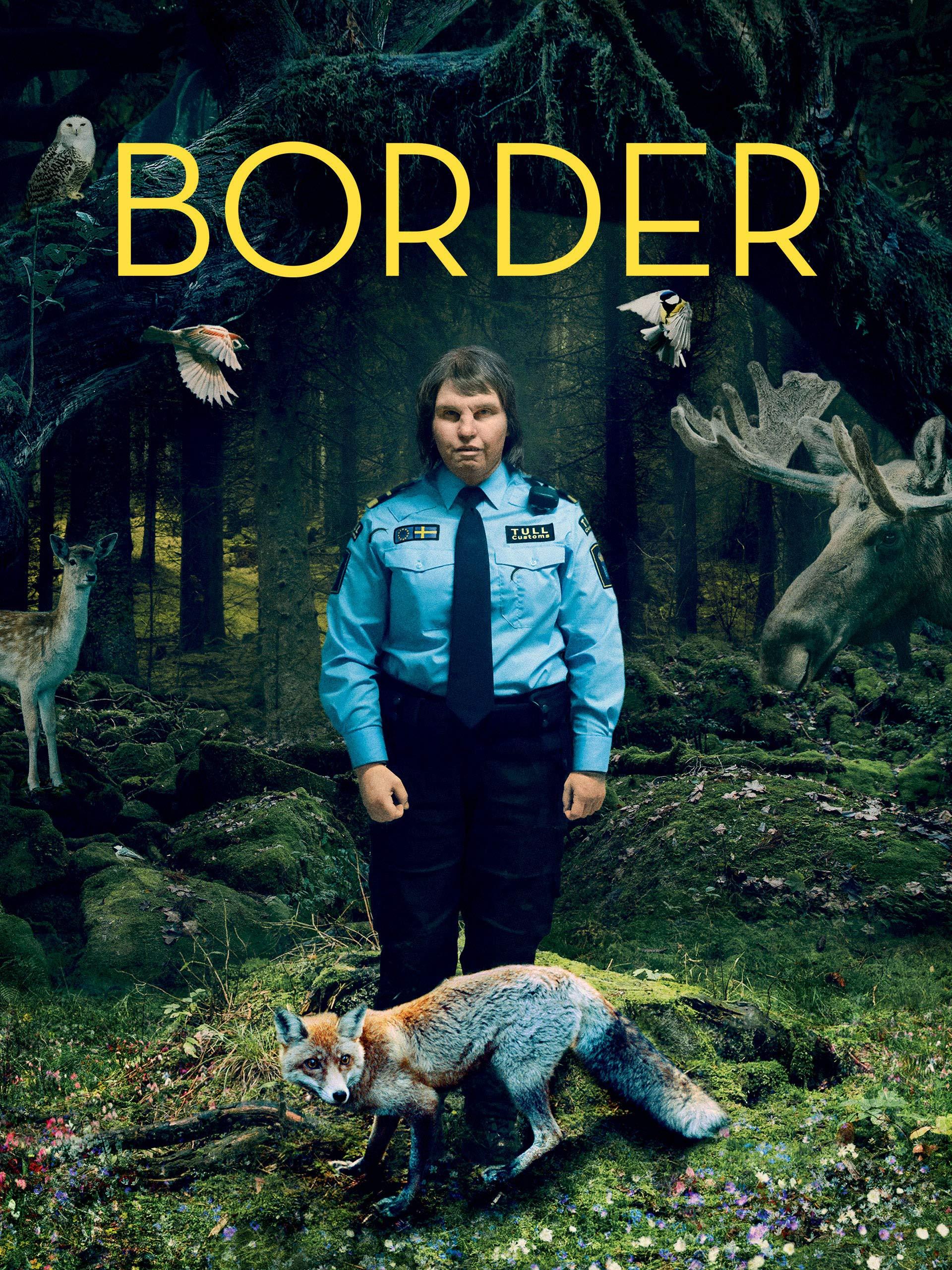 Image result for Border Swedish movie poster