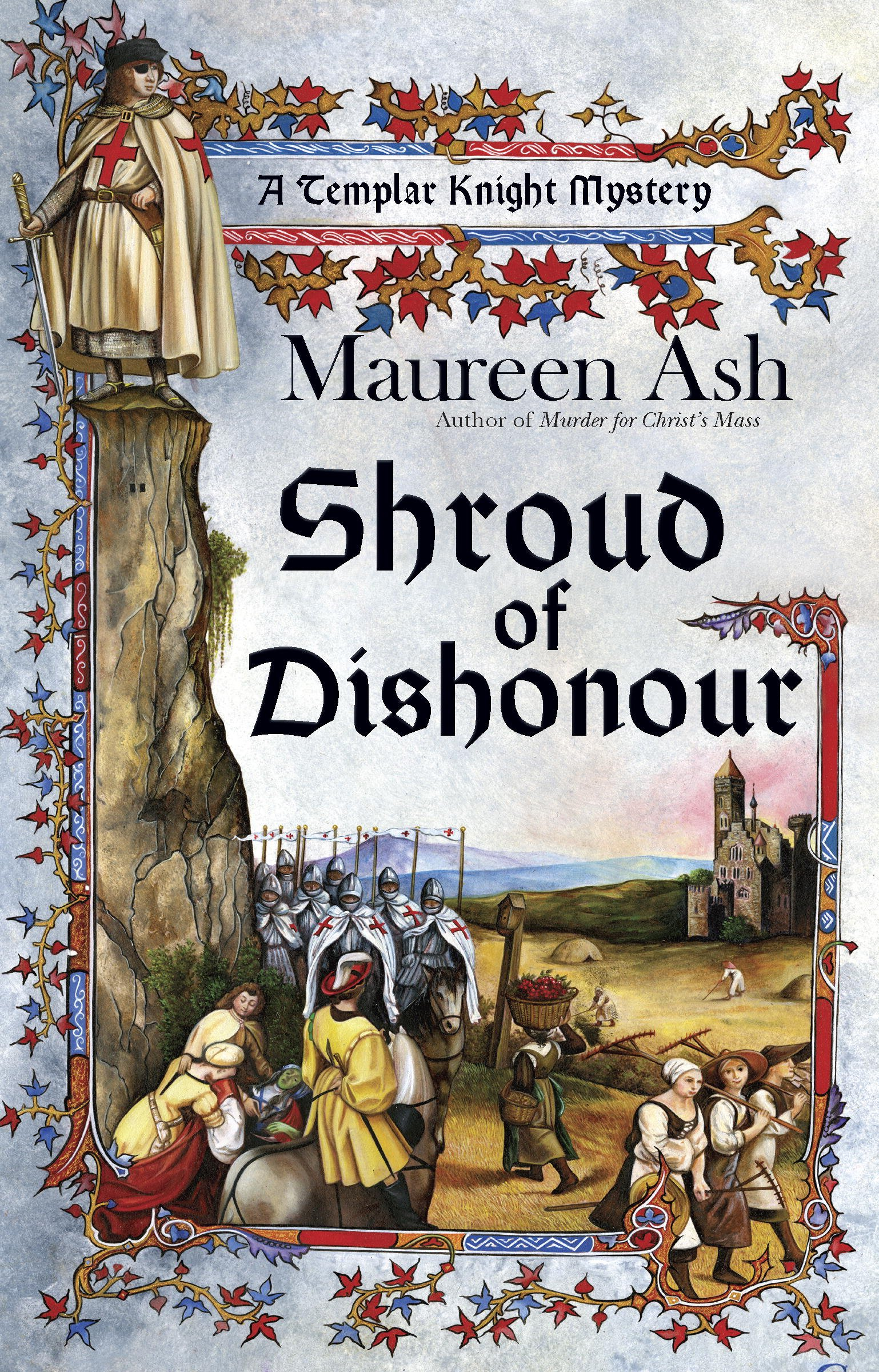 Shroud Of Dishonour  Templar Knight Mystery Book 5   English Edition
