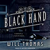 The Black Hand: Barker & Llewelyn Series, Book 5