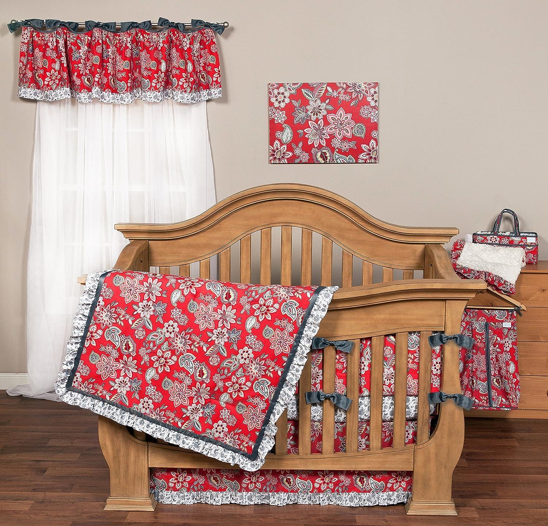 Trend Lab Waverly Charismatic 3 Piece Crib Bedding Set by Trend Lab   B00QC30HXO