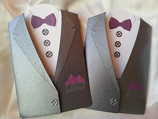 Amazon Com Will You Be My Best Man Groomsman Card Suit Up