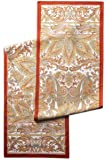 Maison d' Hermine Kashmir Paisley * 纯棉桌布 多种颜色 14.5 Inch by 72 Inch B01CJJB85K