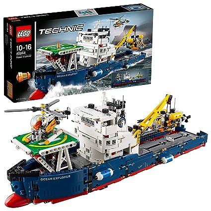 Amazon.com: LEGO Technic Ocean Explorer set: Toys & Games
