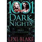 Adored: A Masters and Mercenaries Novella (1001 Dark Nights)
