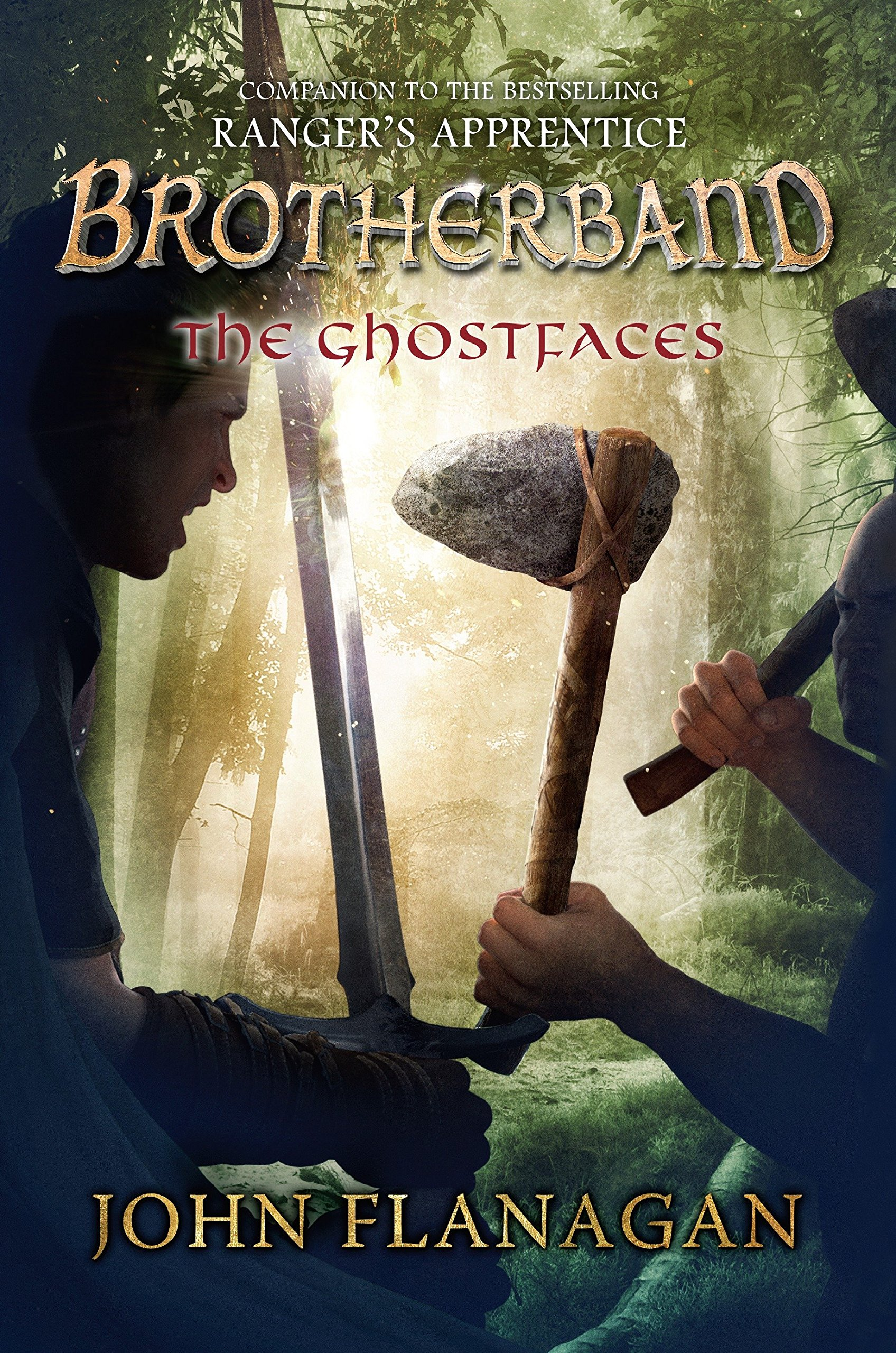 The Ghostfaces (The Brotherband Chronicles) ebook
