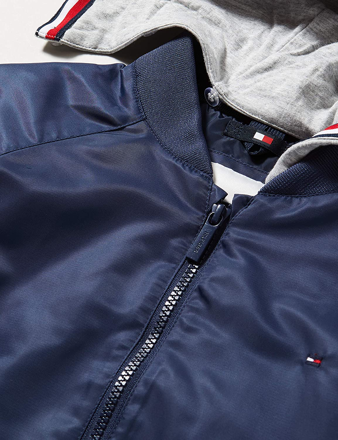 Tommy Hilfiger Essential Tommy Flag Jacket Giacca Bambina