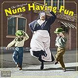 Nuns Having Fun Wall Calendar 2019
