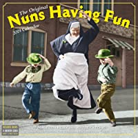 2019 Nuns Having Fun Wall Calendar