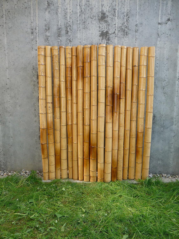 "Amazon Sichtschutz Gartenzaun aus Bambus ""Gong Tai"""