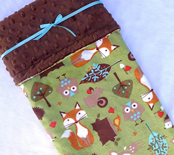 Amazon.com: Blankets & Quilts - Kids Bedding - Minky Baby Blanket ... : quilts blankets - Adamdwight.com