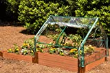 Frame It All 300001016 Greenhouse, 4-Feet by