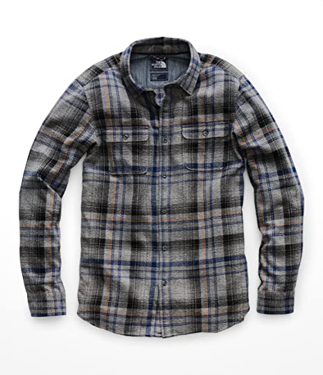 847ee4459 The North Face Men's L/S Arroyo Flannel