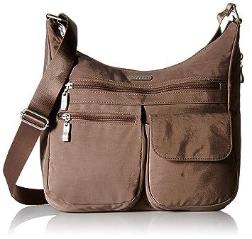 d4ca3f3115b4 Baggallini Everywhere Lightweight Crossbody Bag - Multi-Pocketed ...