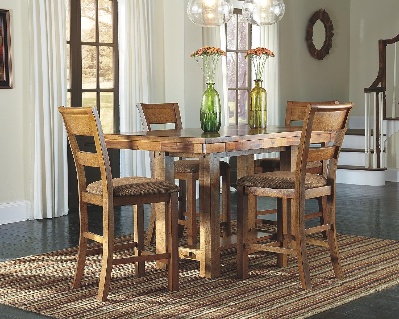 amazon com ashley furniture signature design krinden dining