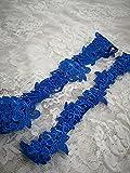 YuRongsxt Flower Leaf Style Garter Set Wedding