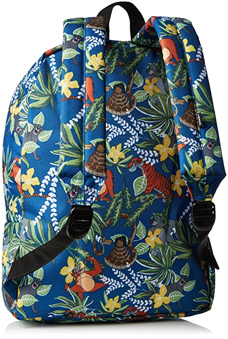 61a74d45f96 Vans Unisex Old Skool II Backpack The Jungle Book: Amazon.co.uk: Shoes &  Bags