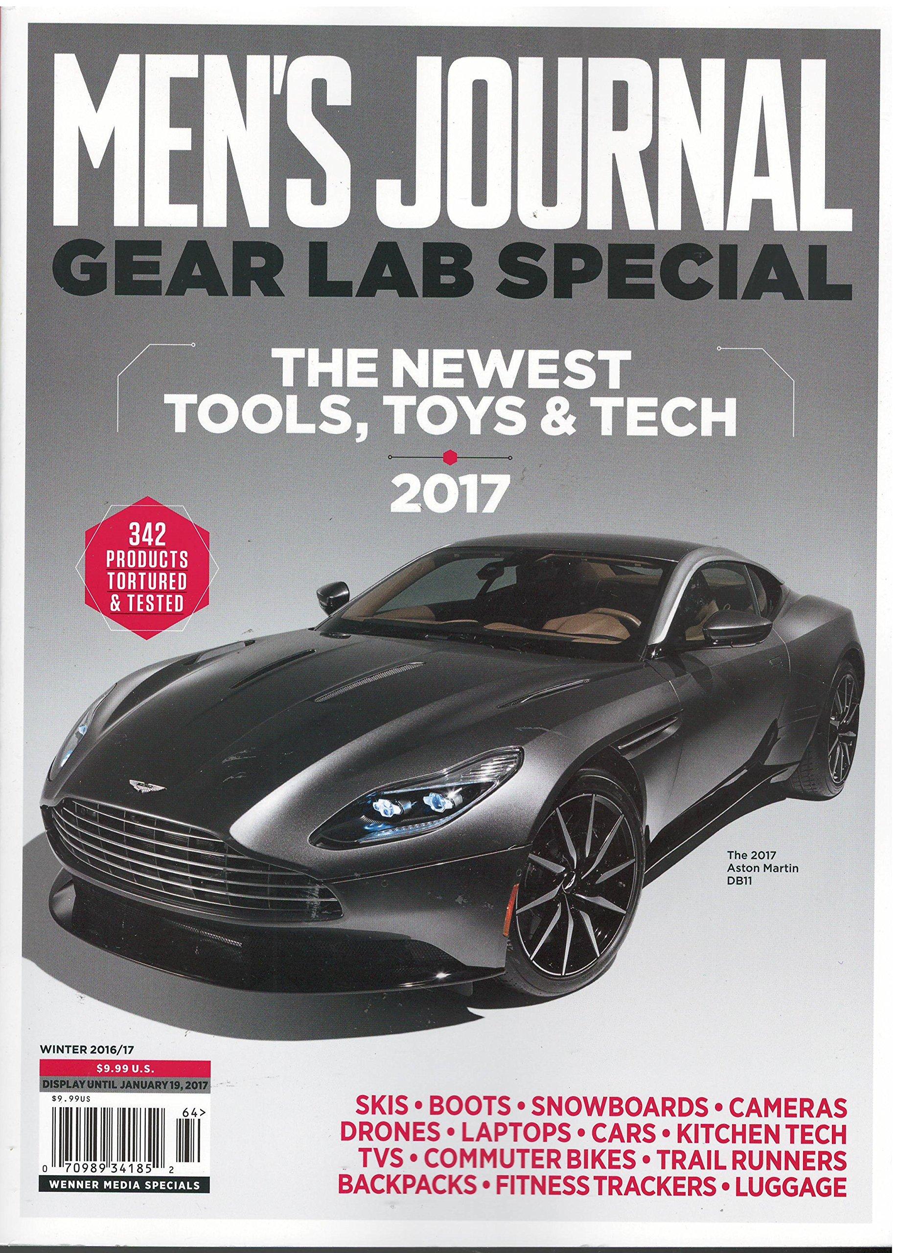 Mens Journal Gear Lab Winter Buyers Guide 2016/2017 pdf epub