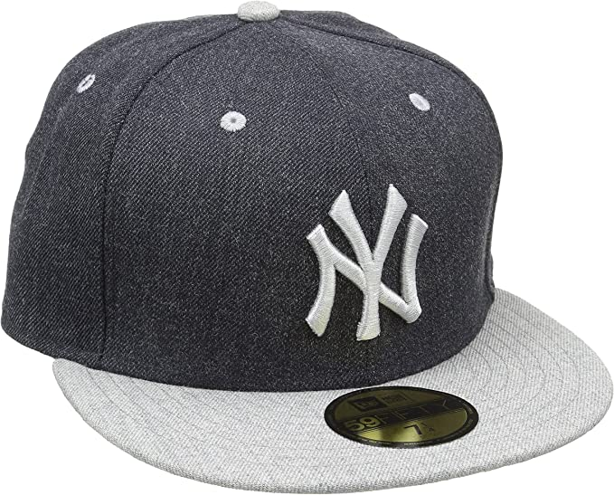 New Era MLB Rodmann Gorra Gorro NY Yankees Heather triturar ...