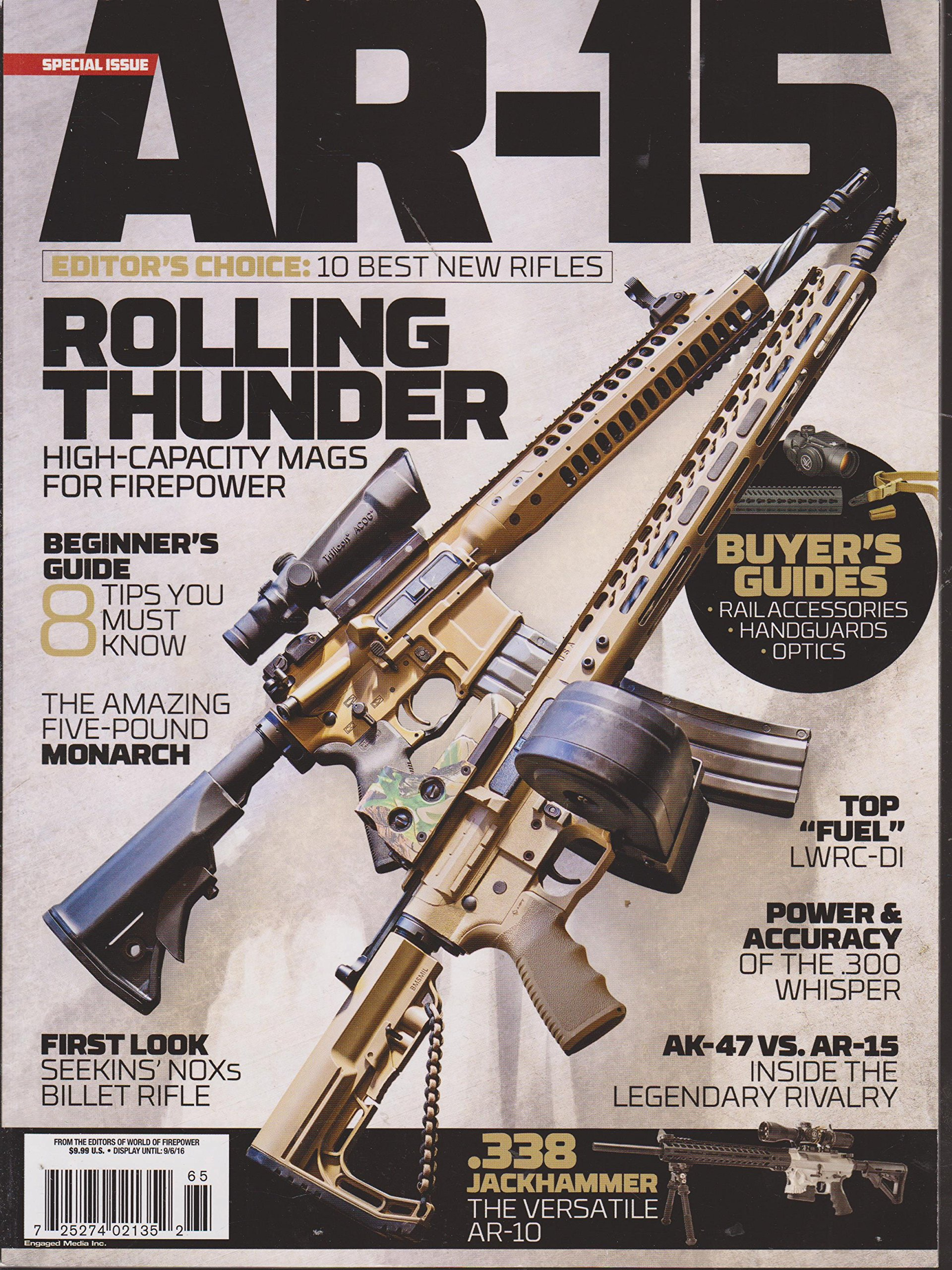 World of Firepower Magazine Ar-15 Special pdf epub