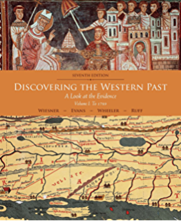 Amazon western civilization beyond boundaries volume i to discovering the western past volume i to 1789 fandeluxe Choice Image