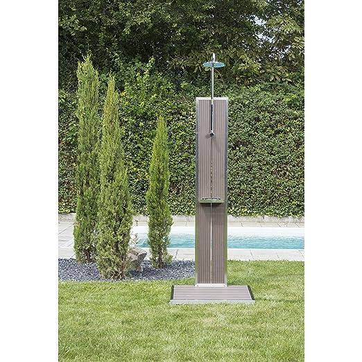 Eichenwald Bahama 706011 - Ducha de jardín con diseño de Bosque de ...