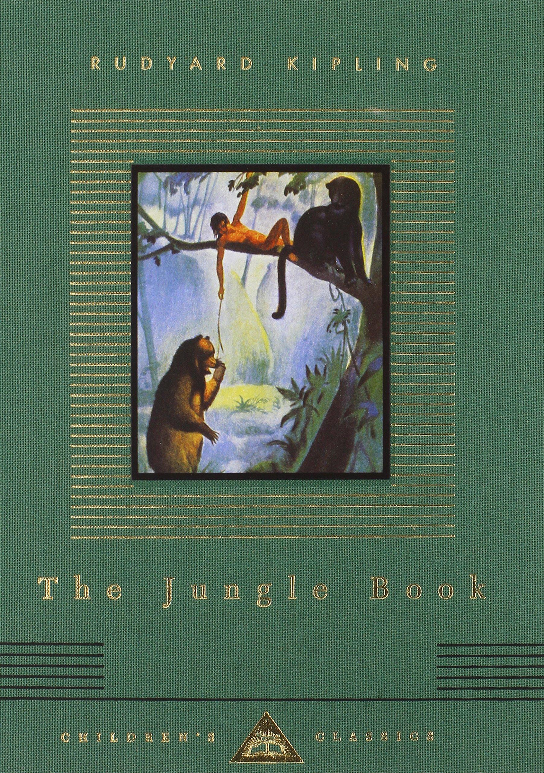 The Jungle Book (Everyman's Library Children's Classics Series)
