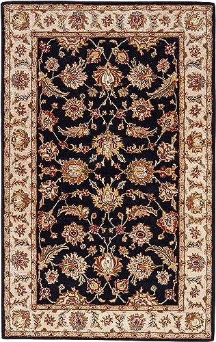Jaipur Living Selene Hand-Tufted Oriental Black Area Rug 2 6 X 8