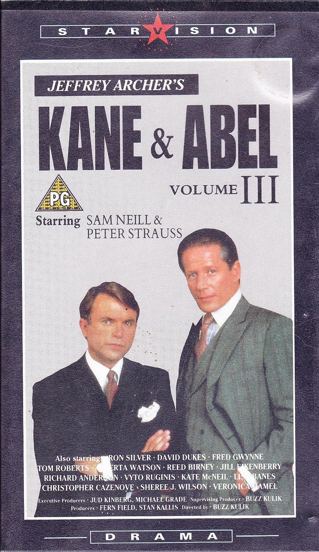 Kane & Abel [VHS]: Amazon.es: Peter Strauss, Sam Neill, Ron ...