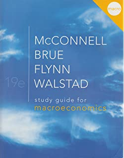 Macroeconomics mcgraw hill series economics 0352236355080 study guide for macroeconomics 19th edition fandeluxe Choice Image