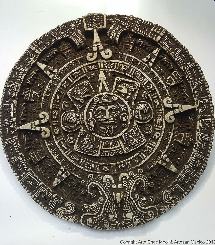 Calendario It.Calendario Azteca Piedra Del Sol Amazon Co Uk Handmade