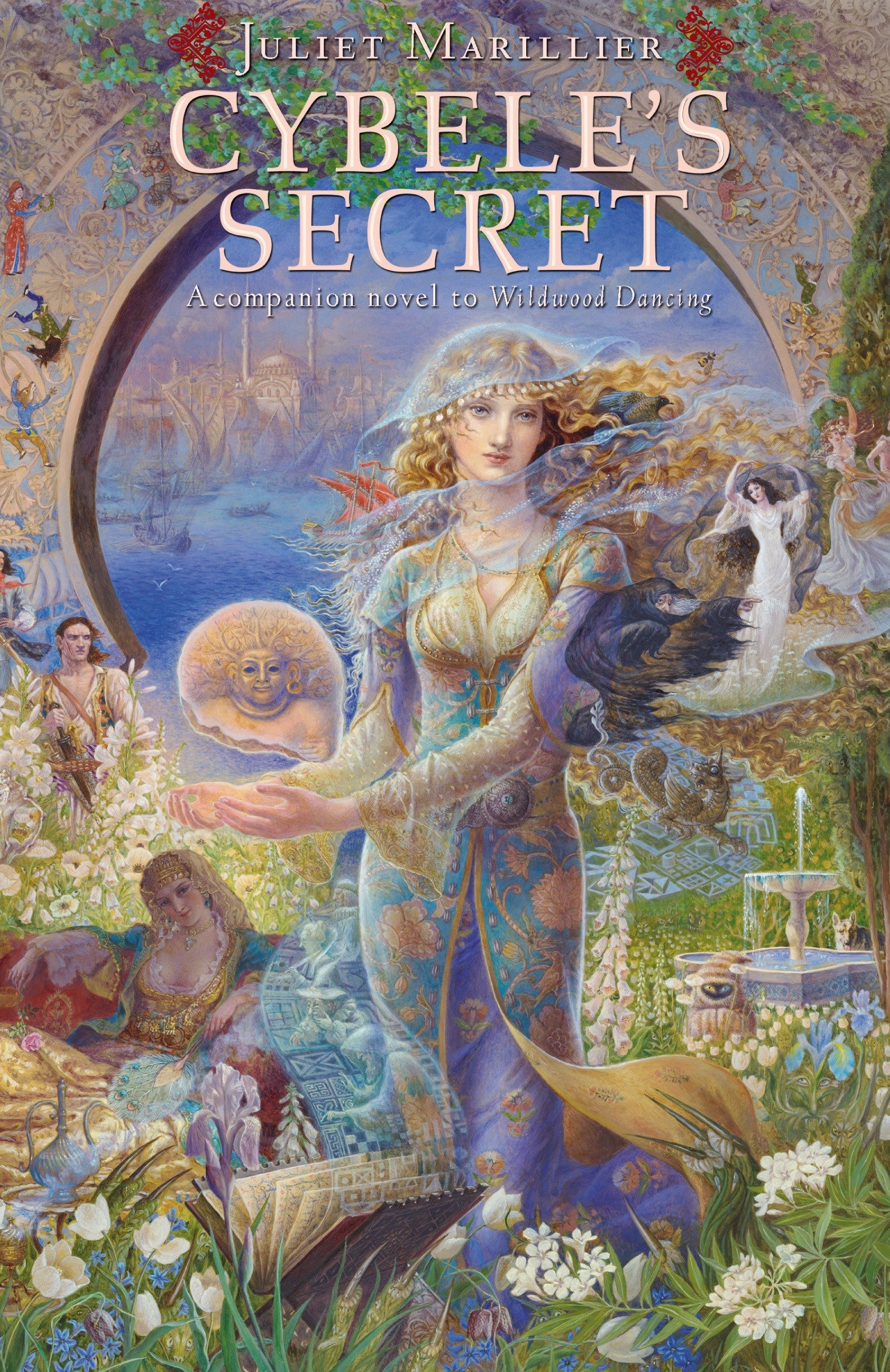 Image result for Cybele's Secret by Juliet Marillier